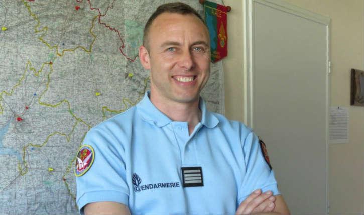 Attaque terroriste dans l'Aude : le gendarme qui s'est proposé comme otage est mort