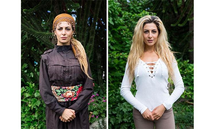 Cette jeune femme de 23 ans a tué plus de 100 islamistes de Daesh à elle-seule