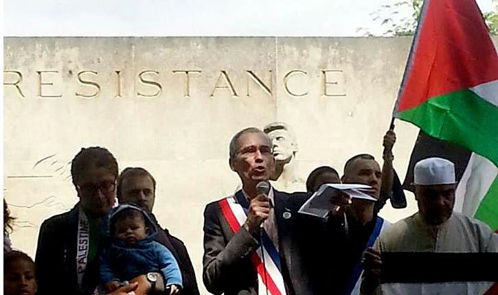 Le Préfet des Hauts de Seine contraint le maire de Gennevilliers à annuler le décret reconnaissant «l'Etat de Palestine»