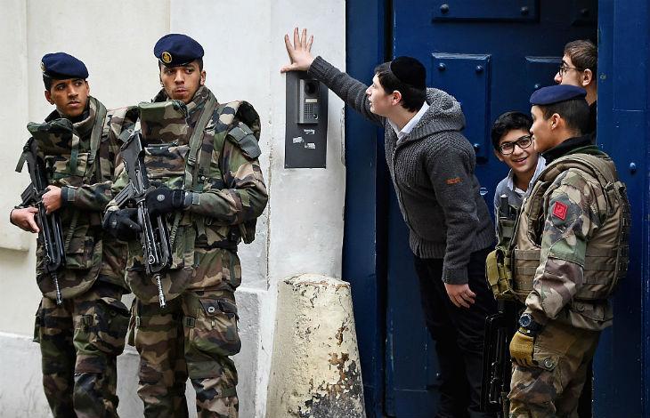 L'antisémitisme islamique en France: vers un nettoyage ethnique