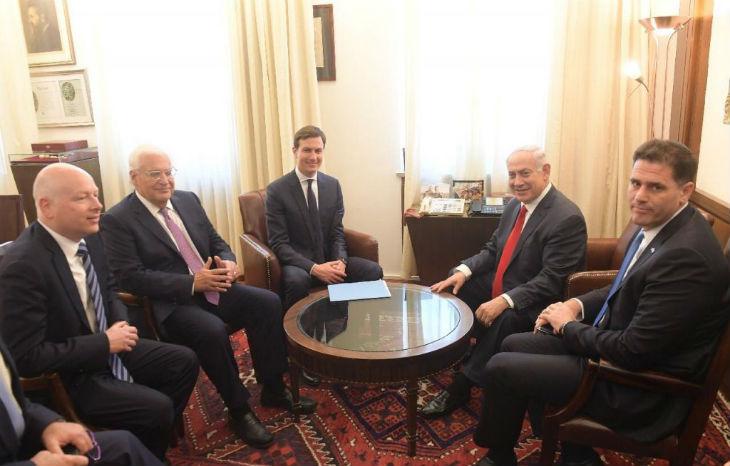 Le plan de paix américain : un Etat Palestinien avec l'Est de Jérusalem pour capitale et une souveraineté limitée
