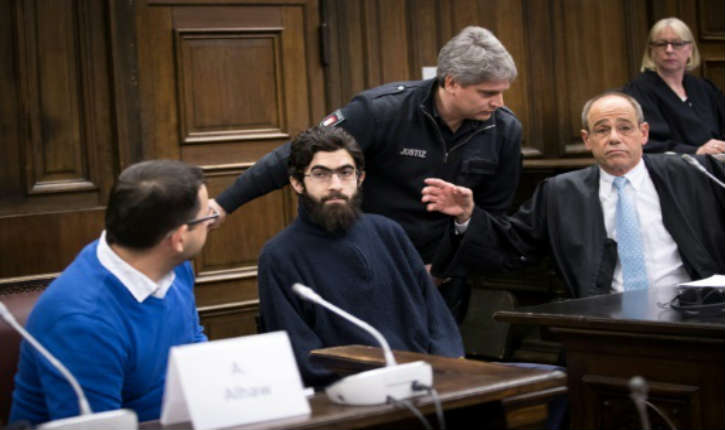 Allemagne : prison à perpétuité pour un Palestinien radicalisé qui avait commis l'attaque au couteau à Hambourg