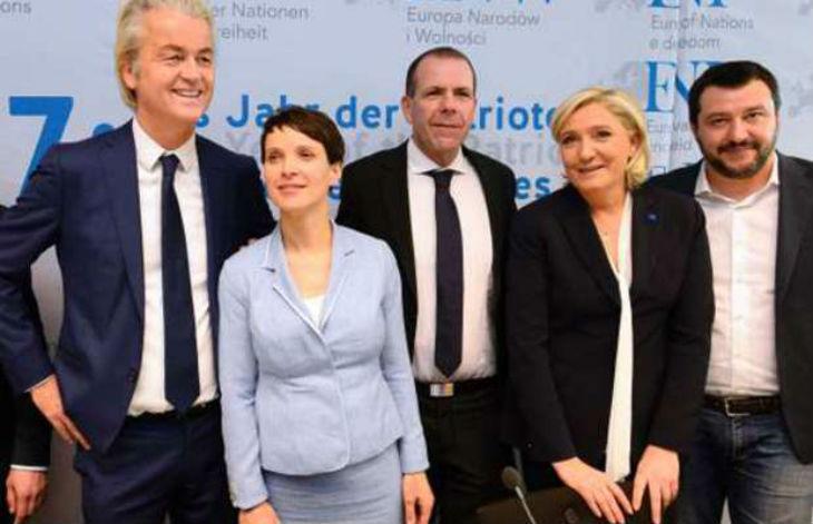 Pour le politologue Dominique Reynié «L'arrivée au pouvoir des populistes peut faire s'effondrer l'Europe»