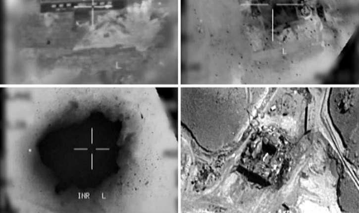 Le raid audacieux en 2007 en Syrie: un message pour les ennemis d'Israël