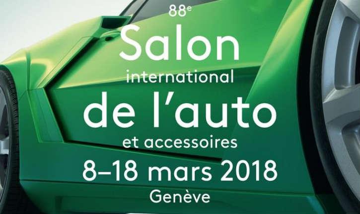 Israël sera présent au Salon de l'automobile de Genève du 8 – 18 mars 2018