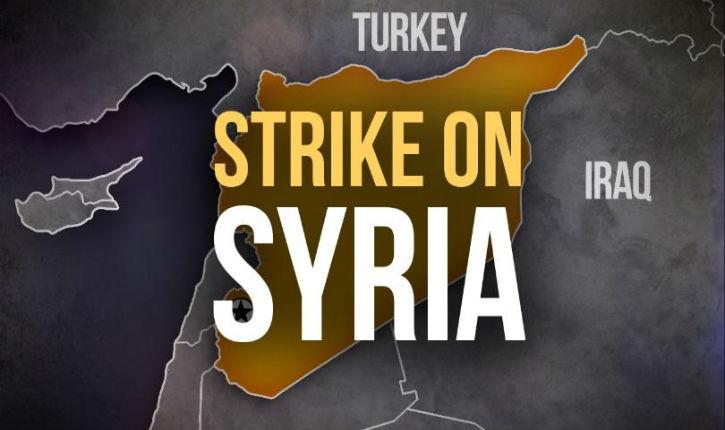 La Syrie sous des frappes américaines, Al-Assad et les Iraniens sous le choc