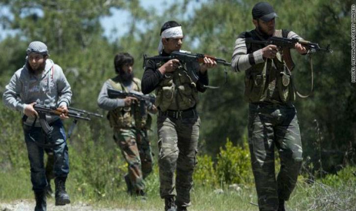 Les terroristes arabes sunnites engagés dans des luttes internes au sud d'Idlib, en Syrie