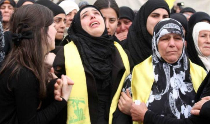 A la veille des législatives, les libanaises pleurent leurs proches morts en Syrie à cause du Hezbollah