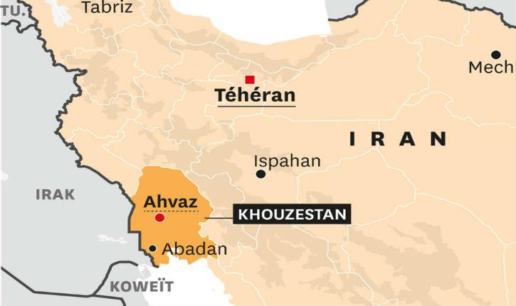 Les manifestions de Gaza servent pour Téhéran à dissimuler la colère arabe à l'intérieur de l'Iran