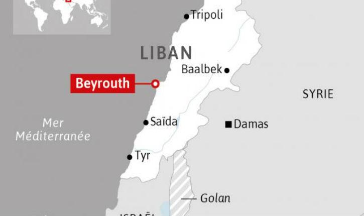 Liban, un élément terroriste du Hezbollah tué dans une explosion à Saïda