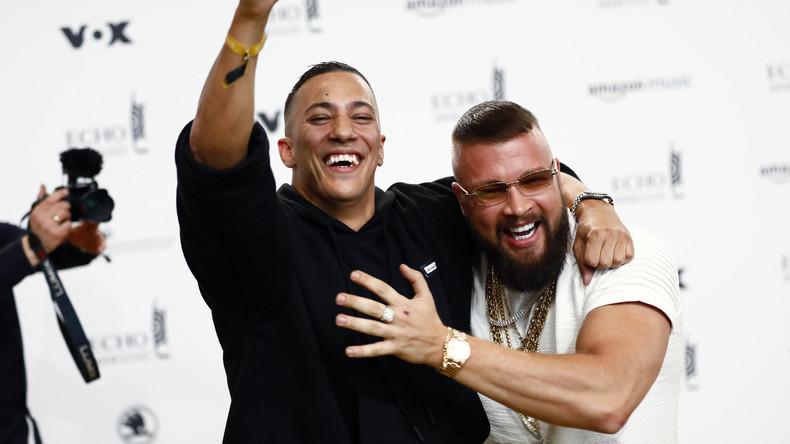 Deux rappeurs antisémites, homophobes et violents entraînent l'annulation des Victoires de la musique allemandes