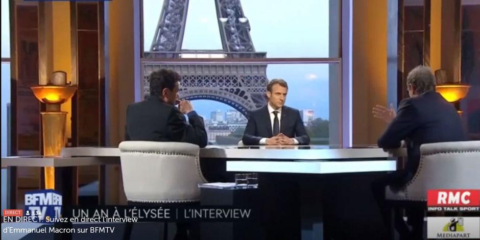 Immigration : Macron qualifie la démographie africaine de « bombe » et recommande de lire l'ouvrage de Stephen Smith qui affirme que « l'Europe va s'africaniser »