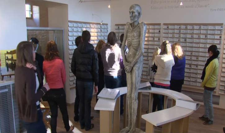 Mayenne : un homme profère des menaces au Mémorial des déportés, il est placé d'office en hôpital psychiatrique
