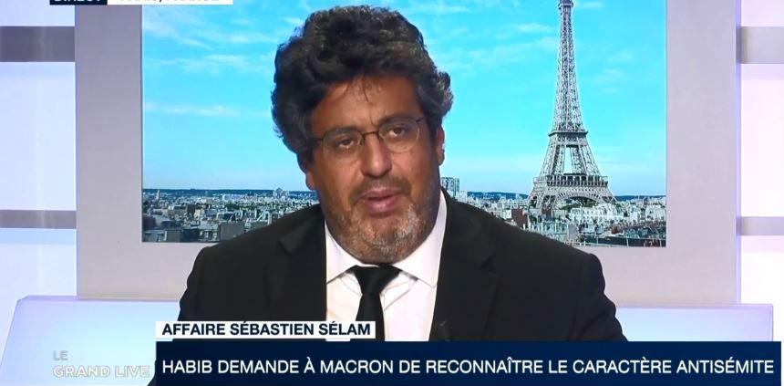 Meyer Habib, député UDI «Je me fais du souci pour les Français juifs et pour la France» (Vidéo)