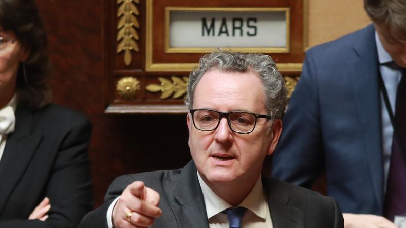 Richard Ferrand, LREM, mis en examen pour «prise illégale d'intérêts». Macron lui «conserve toute sa confiance»