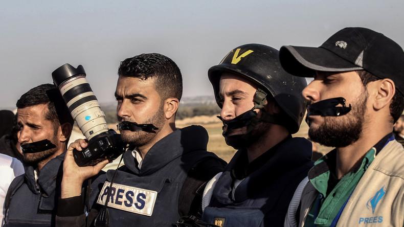 Lieberman «Le journaliste palestinien tué vendredi à Gaza était un terroriste membre du Hamas, caporal de la branche armée»