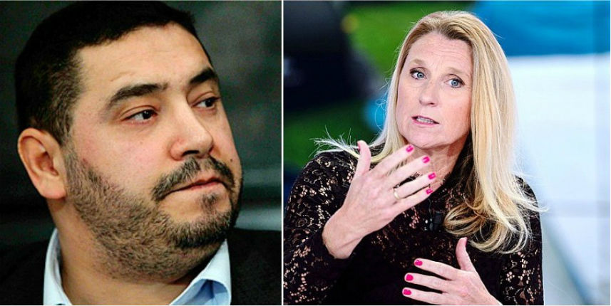 Campagne électorale en Belgique : le candidat musulman refuse de se faire maquiller par une femme, de serrer la main aux autres candidates ainsi que de les regarder dans les yeux (Vidéo)
