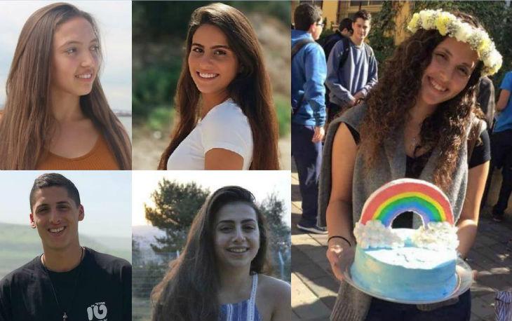 Des milliers de jeunes à Tel-Aviv pour une cérémonie en mémoire des 10 morts dans les intempéries