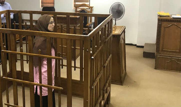 Irak : une jihadiste française condamnée à la prison à perpétuité pour appartenance à l'Etat islamique