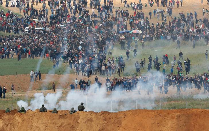 L'Autorité palestinienne a informé le gouvernement français «L'Iran organise et finance les manifestations à la frontière avec Gaza»