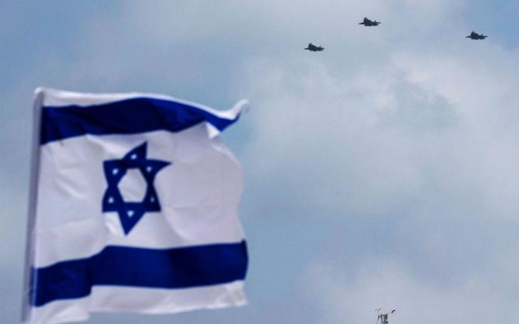 Tel Aviv: parade aérienne et barbecues, pour célébrer les 70 ans de l'Etat d'Israël