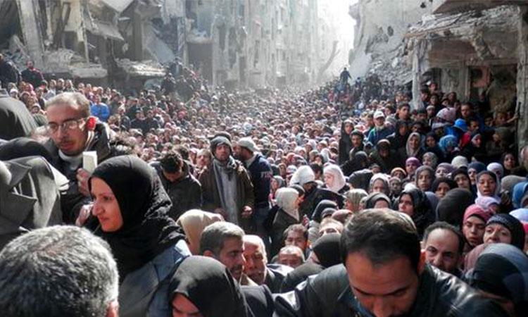 51 membres du Congrès exigent la fin du statut de réfugiés palestiniens