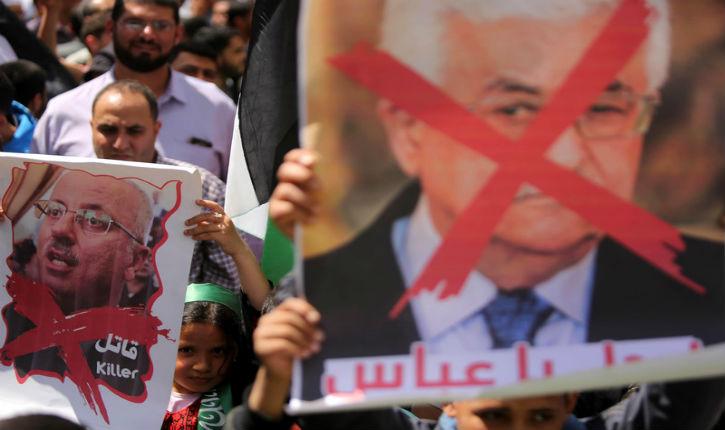 Bonne nouvelle : les Palestiniens incapables de se réconcilier ou même de se parler face à face