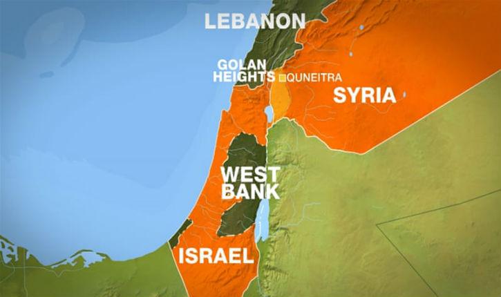 Israël et les forces sunnites à Quneitra luttent contre l'avancée des miliciens pro-Iran au Golan