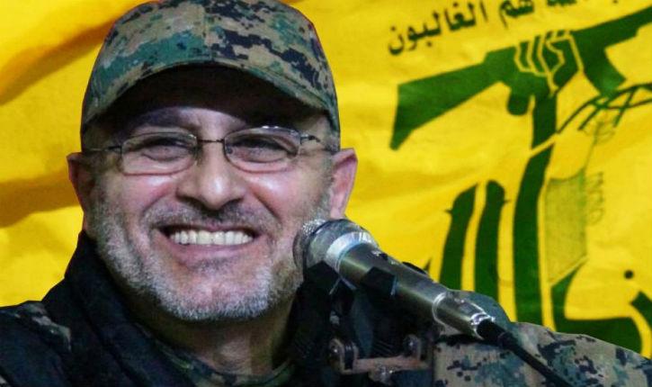 Le Hezbollah commémore la mort de l'un de ses pires chefs terroristes, Moustapha  Badr al-Din