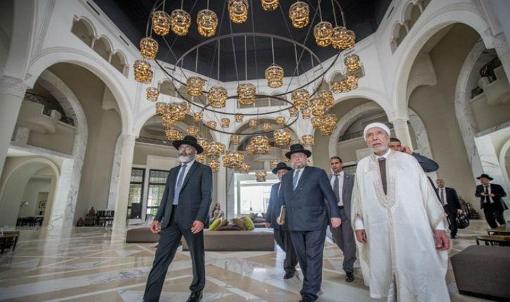 Par trouille des groupes pro-palestiniens, Tunis organise en catimini une visite de rabbins étrangers