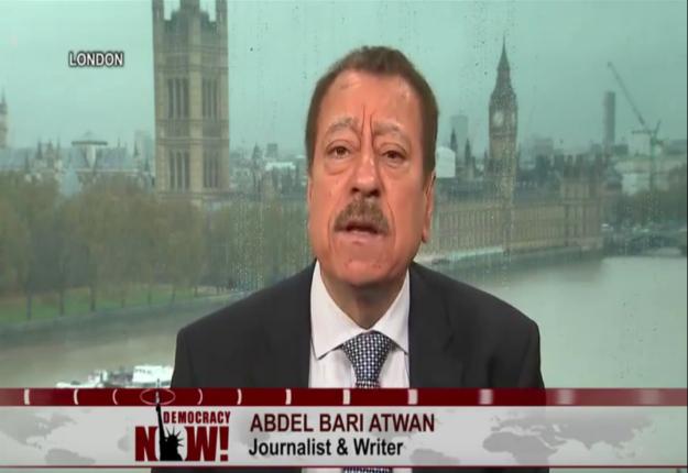 Un célèbre journaliste palestinien à Londres appelle l'Iran à exterminer les juifs en Palestine