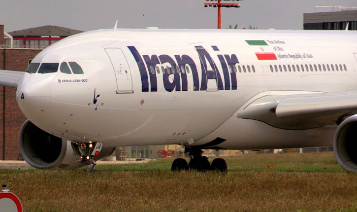 Les Iraniens ne pourront pas renouveler leur flotte aérienne vieillissante.Le Guide Khamenei furieux