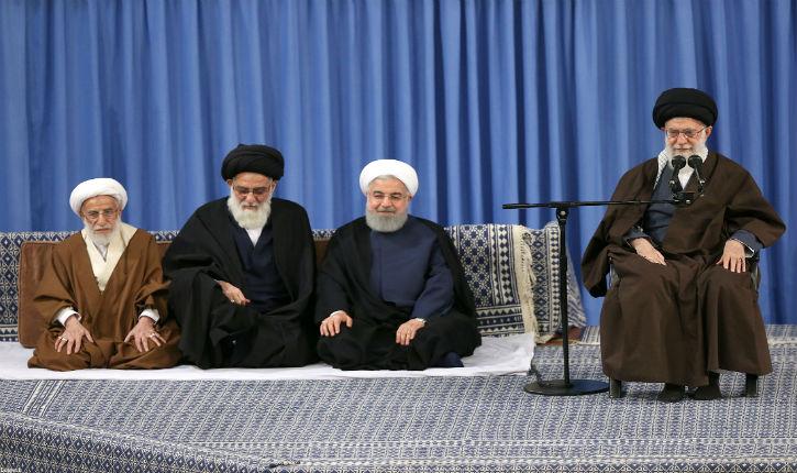 Le Guide nazi iranien : le Coran nous dit qu'il faut rester impitoyable face aux non musulmans et aimable entre nous