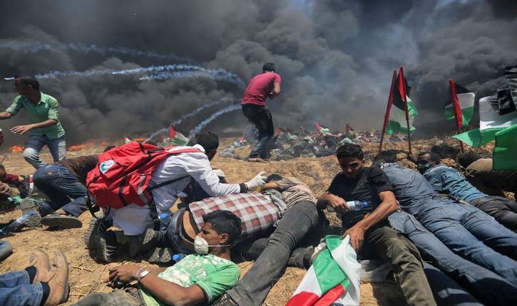 Des traites arabes et des gauchises juifs échouent à faire condamner Tsahal
