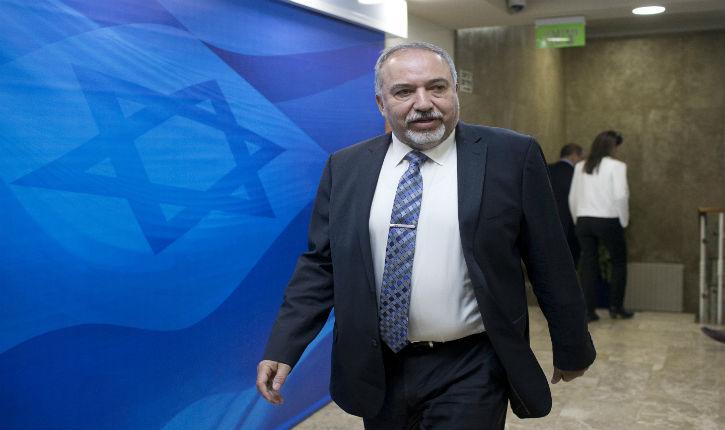 Avigdor Lieberman a reproché au Prophète Moïse d'avoir commis une erreur stratégique