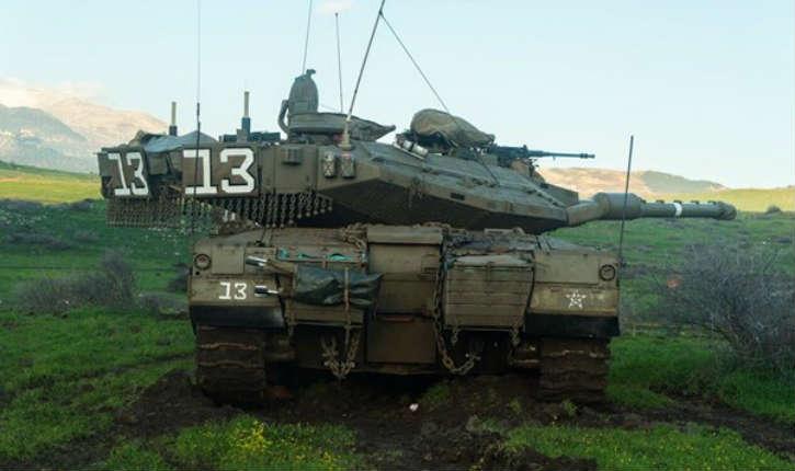 Tsahal entraîne les chars et les forces d'infanterie afin de «penser comme l'ennemi»