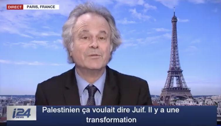 Franz-Olivier Giesbert «Il y a une espèce de «bisounoursisme» dans la presse concernant Israël où Israël a toujours tort» (Vidéo)