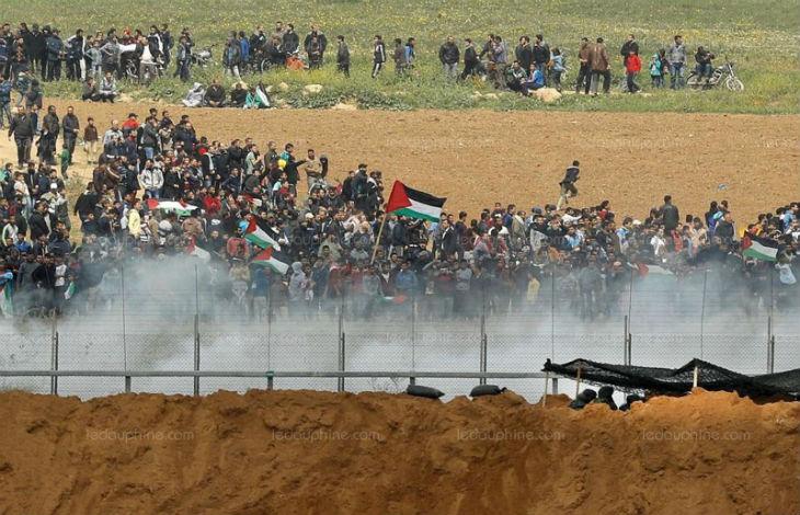 La diplomatie française et ses médias aux ordres veulent qu'Israël se laisse envahir par des hordes d'islamistes. Pas de chance, Israël défend son peuple et ses frontières