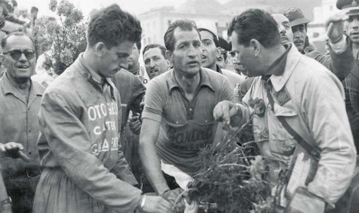 Gino Bartali, un cycliste de légende qui a sauvé 800 juifs sous Mussolini