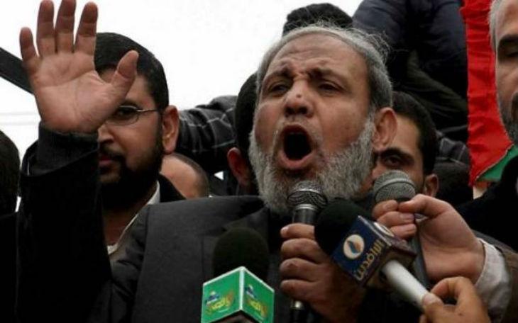 """Mahmoud Al-Zahhar, cofondateur du Hamas, au sujet des manifestations à Gaza : """"Qualifier de 'résistance pacifique' ces manifestations est une tromperie claire, elle est soutenue par nos armes"""""""