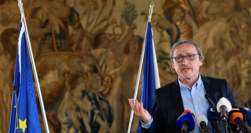 La République Tchèque dénonce «Le Hamas est le seul responsable des violences meurtrières à Gaza. Aucun pays n'accepterait ces provocations»