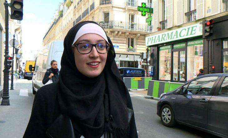 Islam politique à l'UNEF: le hijab de Maryam Pougetoux est un symbole politique. Elle ne porte pas «un» hijab, elle porte «le» hijab