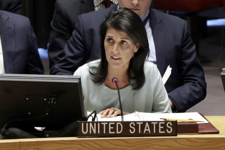ONU : Nikki Haley condamne le «double standard» de l'ONU contre Israël et les pays qui lui refusent le droit de se défendre