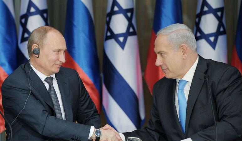 La Russie fût le premier pays à reconnaitre Jérusalem capitale d'Israël, sans que cela ne soulève aucune critique