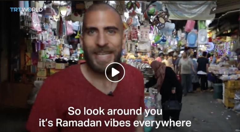 (Vidéo) Il parait qu'à Gaza on meurt de faim… la vérité en vidéo : Ramadan à Gaza. On nous prend vraiment pour des idiots