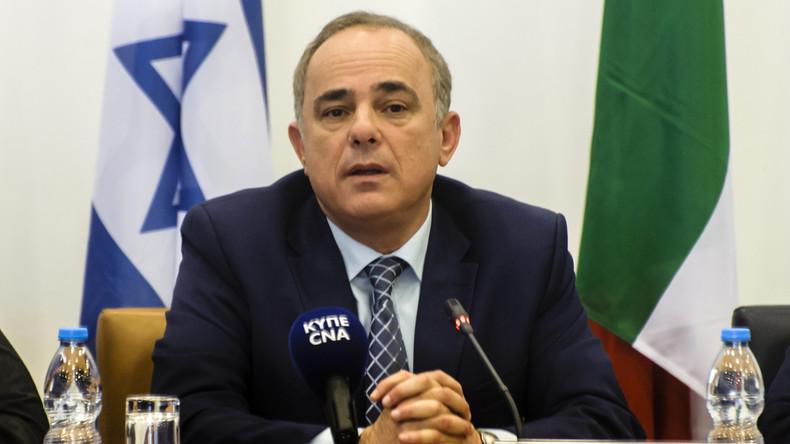 Le ministre israélien Yuval Steinitz «L'UE lèche maintenant les bottes de l'Iran et va aider [Téhéran] contre les sanctions américaines. Qu'ils aillent mille fois en enfer»