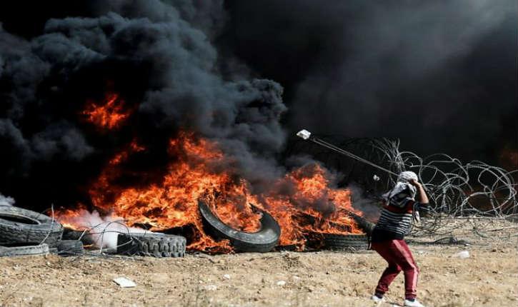 Gaza: Le Hamas fustige les médias européens qui font passer ses combattants pour des «manifestants pacifistes»