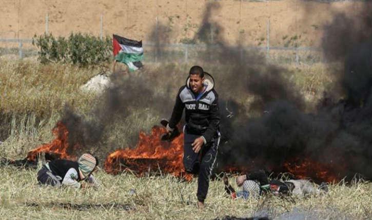 Israël : Tsahal a trouvé une solution technologique lui permettant de détruire une quarantaine de cerfs-volants incendiaires