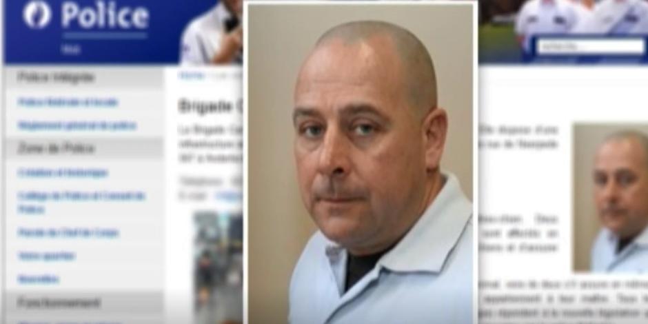 """Plainte pour antisémitisme, négationnisme et harcèlement contre le commissaire de police Geert Verhoeyen, """"provisoirement déplacé"""" en attendant l'enquête"""