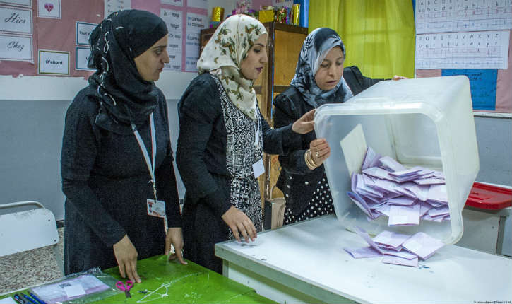 [Vidéo] Tunisie : le parti islamique Ennahdha bien placé pour les premières élections municipales